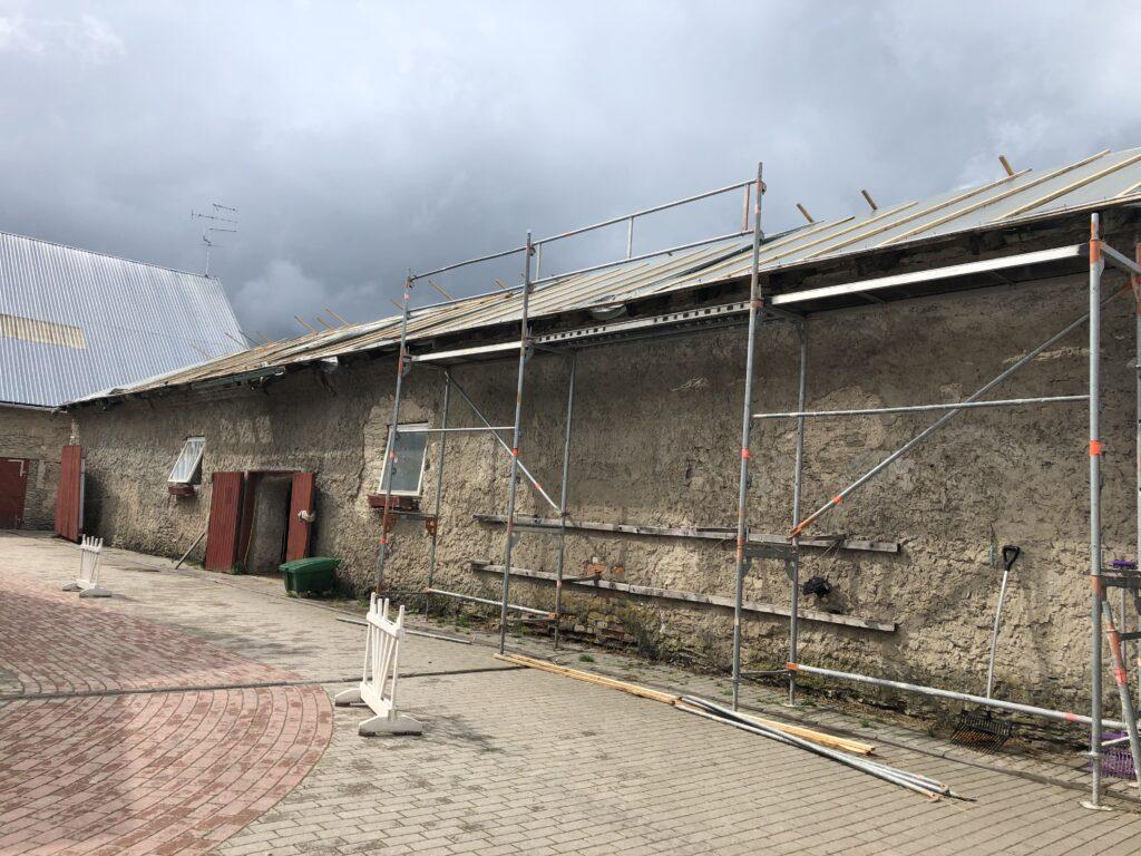 Ruila Tallide renoveerimine 2020